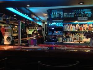 Billabong Surf Club Bar Area