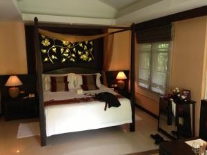 The Bo Phut Garden Villa Bed