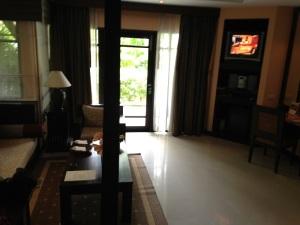 The Bo Phut Garden Villa Living Area