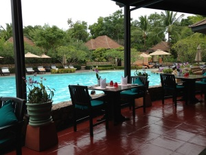 The Bo Phut Pool and Restaurant
