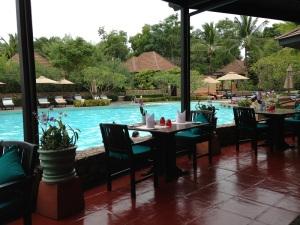The Bo Phut Pool and Restaurant
